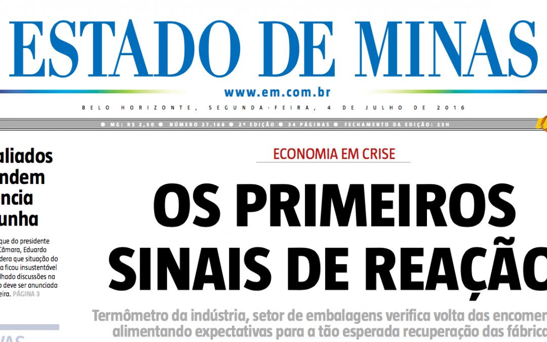 Imballaggio no Estado de Minas