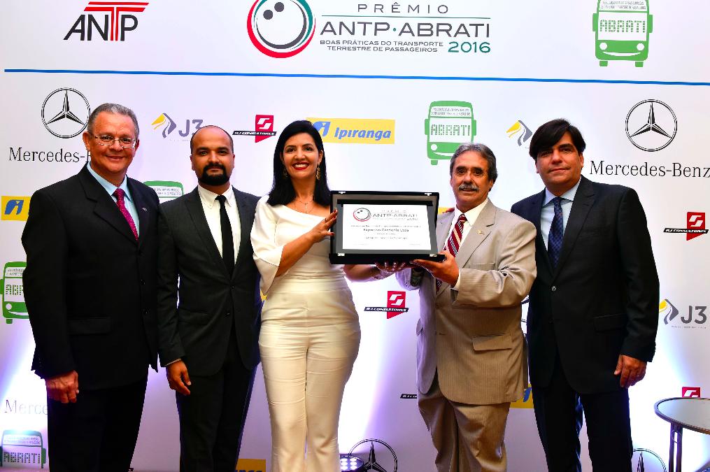 Gardenia conquista prêmio em Brasilia