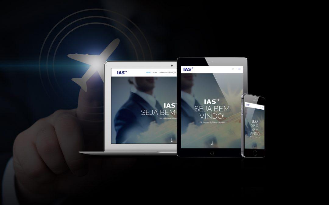 Novo Website IAS