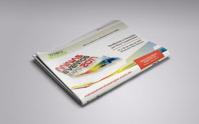 Comunicação da Minas Eventos Expo 2017