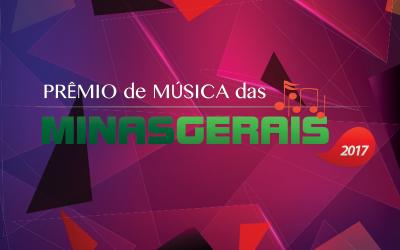 Prêmio de Música das Minas Gerais 2017