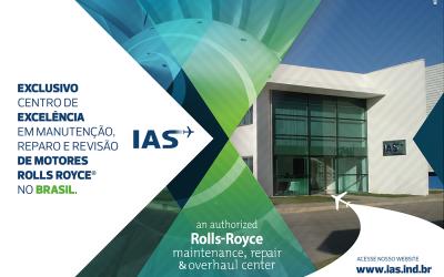 IAS investe na atualização de imagem institucional