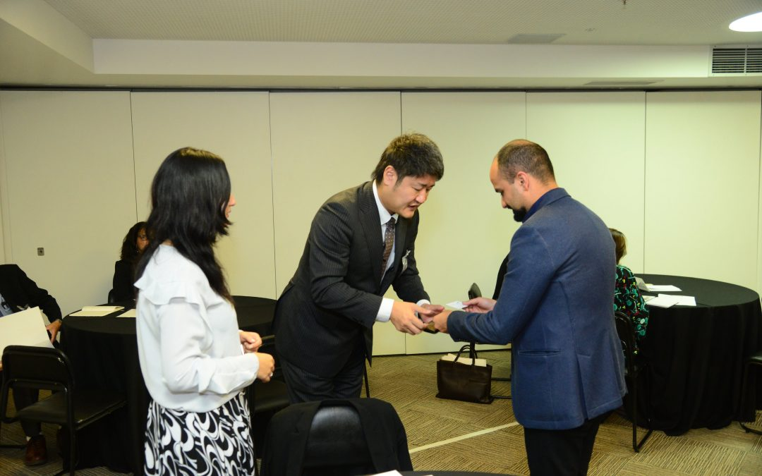 Encontro de Negócios entre Minas Gerais e Japão