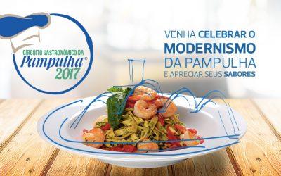 Circuito Gastronômico da Pampulha 2017