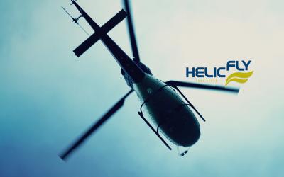 Helic Fly Táxi Aéreo – Nova Marca
